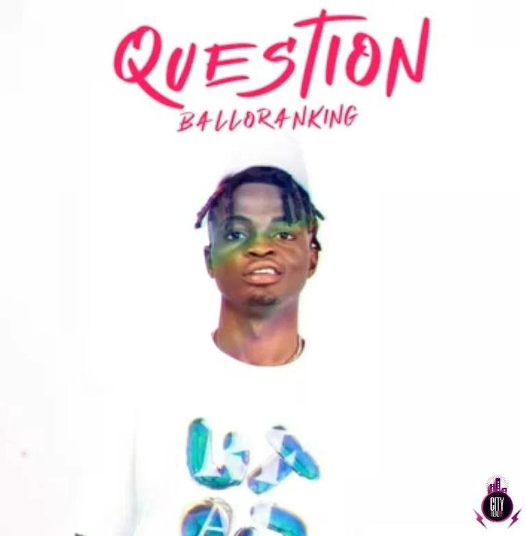 Balloranking — Question (Cover)
