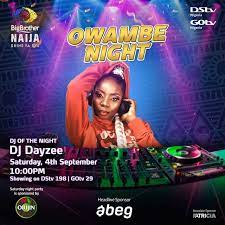 Dj Dayzee & Dj Shawn – Big Brother Naija 2021 Shine Ya Eye Mixtape