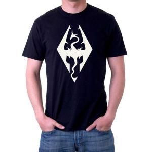 this is the mens skyrim banner t shirt