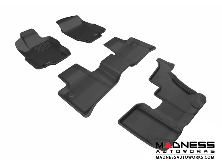 Mercedes  Mercedes Benz GLClass X164 Floor Mats Set