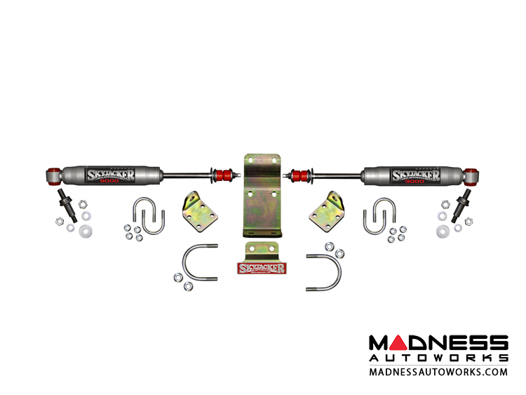Jeep Wrangler JL 4WD Dual Rate-Long Travel Lift Kit System