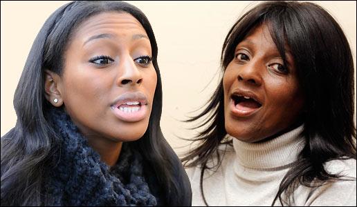 UK NEWS ALEXANDRA BURKES MOTHER BLASTS HER STAR DAUGHTER