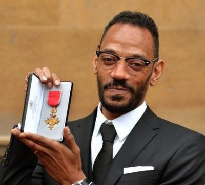 UK News: President Of Island Records Darcus Beese Awarded ...