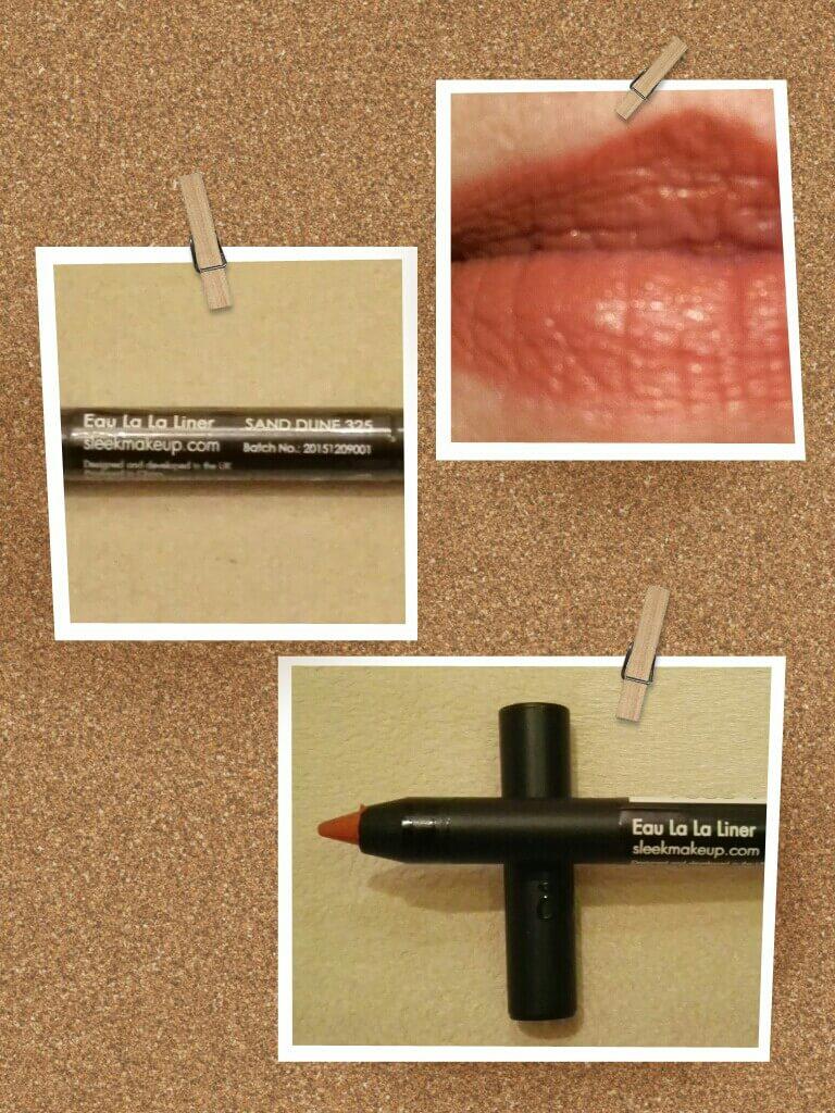 der »Eau La La Liner« der Marke Sleek MakeUP® in der Farbe »Sand Dune 325«.