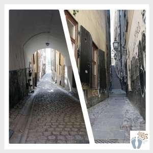 Bummel im Stockholmer Stadtviertel »Gamla stan«: Enge, verwickelte Gassen