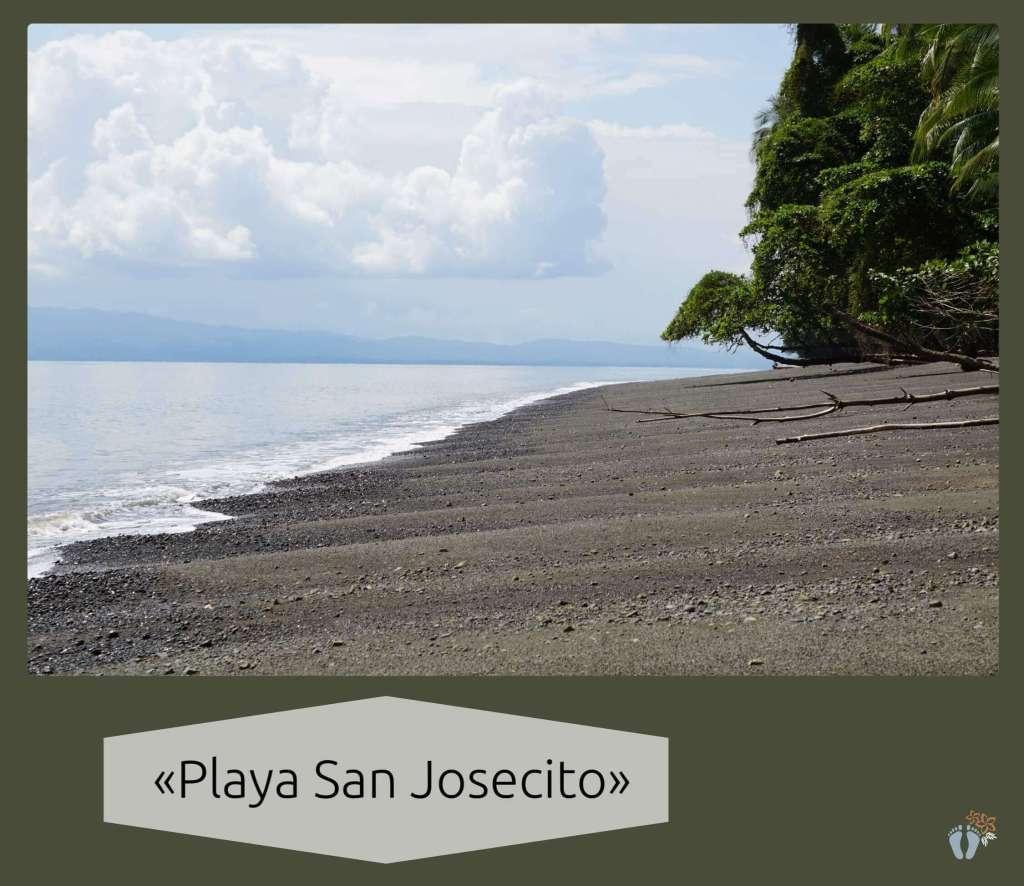 am «Playa San Josecito» {Reisetagebuch Costa Rica: Tag 15}