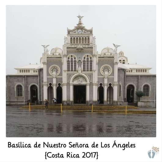 «Basílica de Nuestro Señora de Los Ángeles» in Cartago {Costa Rica 2017}