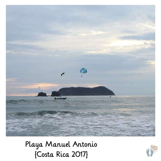 «Playa Manuel Antonio» {Costa Rica 2017}