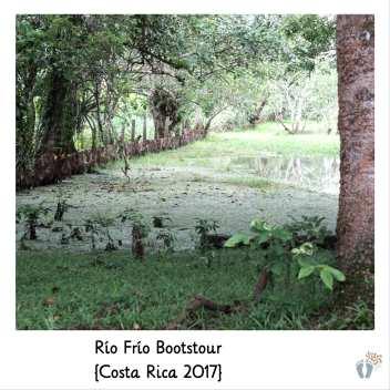 Bootstour den «Río Frío» entlang {Costa Rica 2017}