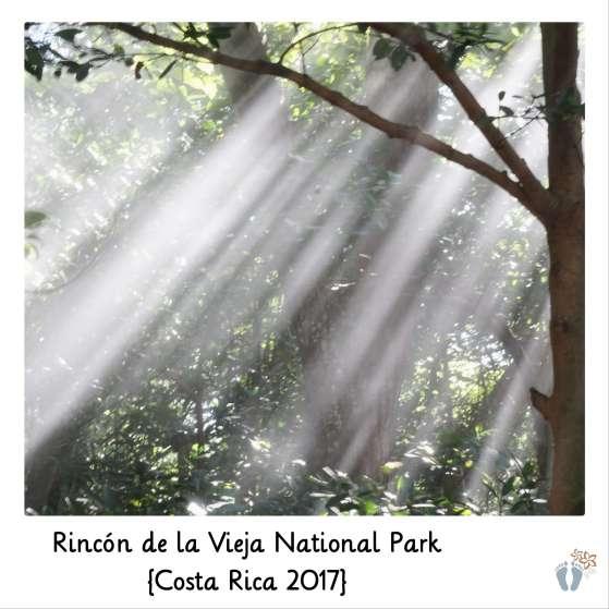 im «Rincón de la Vieja National Park» {Costa Rica 2017}