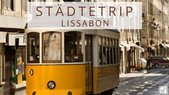 Reisetagebuch Lissabon: Tag 01: Anreise und Erklimmung des «Miradouro da Nossa Senhora do Monte»