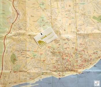 «Viva Viagem Card» für die Benützung öffentlicher Verkehrsmittel {Reisetagebuch Lissabon: Tag 01}