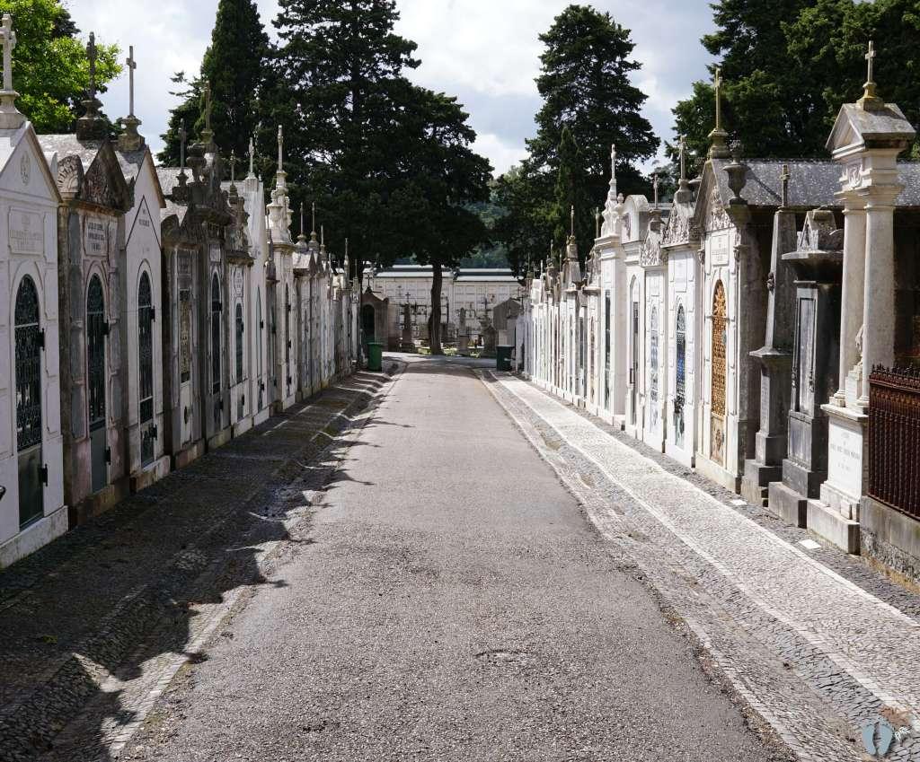 Spaziergang über den «Cemitério dos Prazeres» {Reisetagebuch Lissabon: Tag 02}