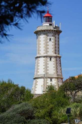 Ausflug nach «Cascais»: «Farol da Guia» (Leuchtturm) {Reisetagebuch Lissabon: Tag 03}