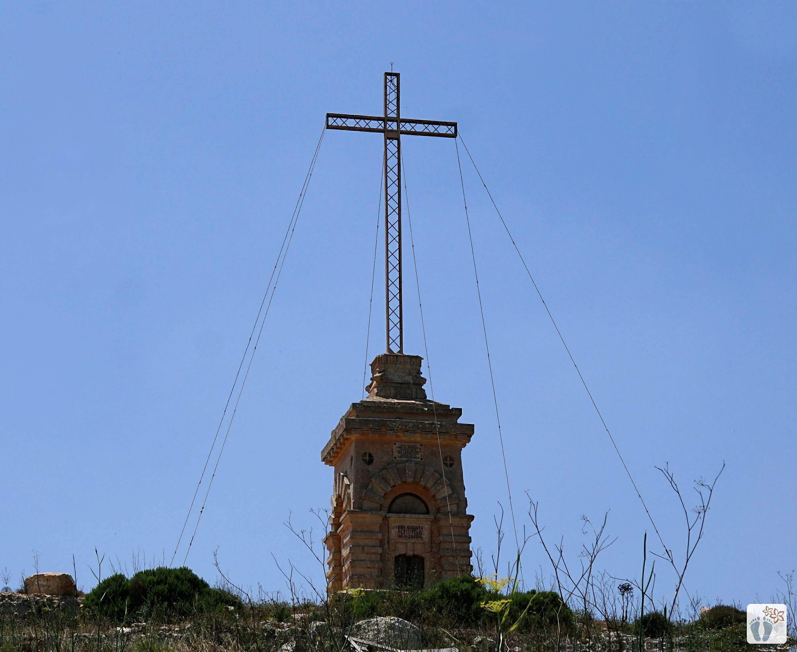 Reisetagebuch Malta: Tag 02: «Laferla Cross»