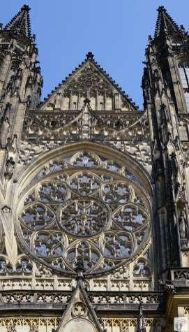 «Veitsdom» - «Chrám sv. Víta» {Reisetagebuch Prag}