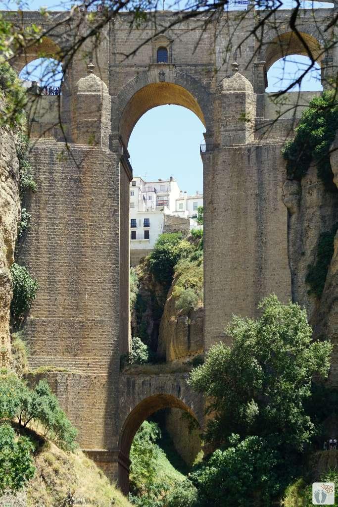 «Ronda»: «Puente Nuevo» - neue Brücke {Andalusien Reisetagebuch}