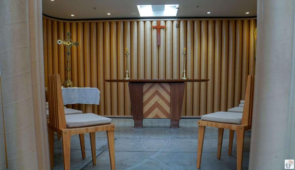 «Cardboard Cathedral» {Reisetagebuch «Roadtrip durch Neuseeland mit dem Bus»: «Christchurch»}