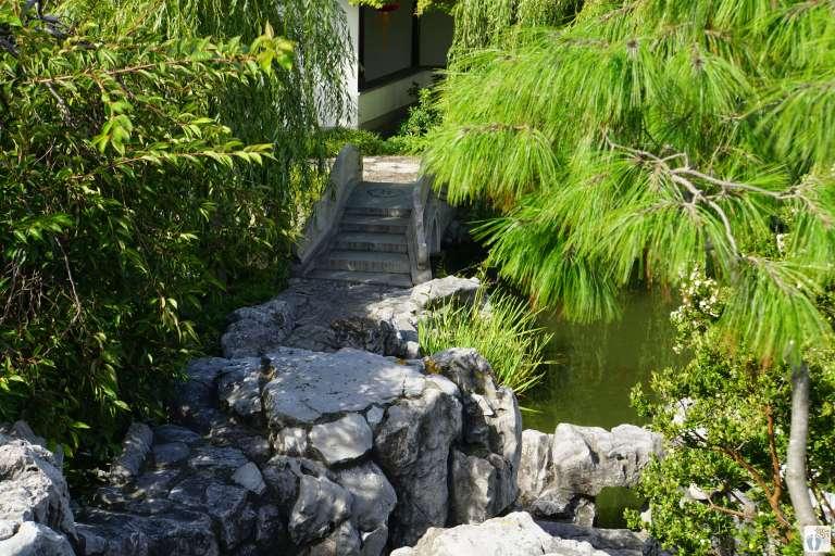 «Chinese Garden» {Reisetagebuch «Roadtrip durch Neuseeland mit dem Bus»: «Dunedin»}