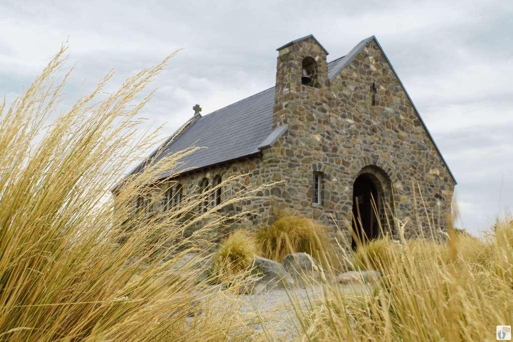 «Church of the Good Shepherd» {Reisetagebuch «Roadtrip durch Neuseeland mit dem Bus»: Tekapo}