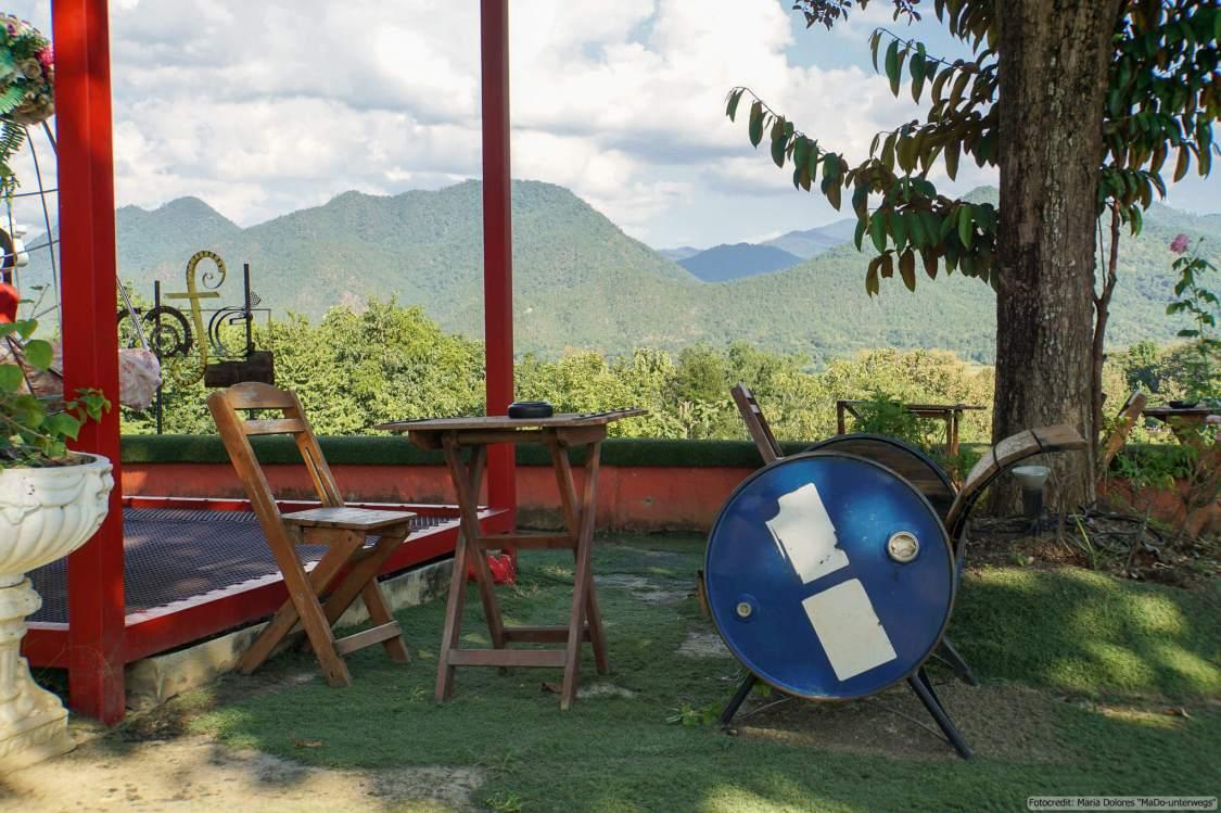 I love you Pai coffeehouse (Reisetagebuch «Thailand als Alleinreisende ohne Roller entdecken»)