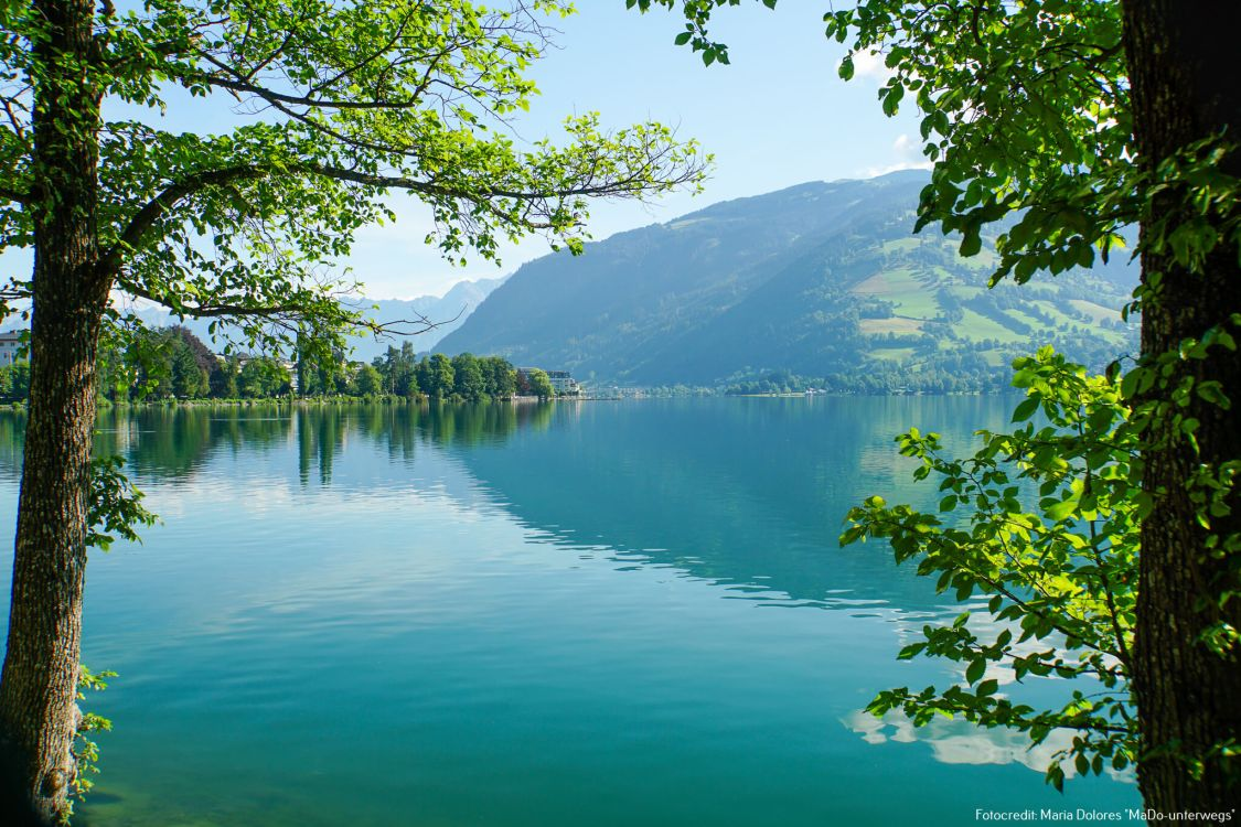 Zell am See: Rundwanderung Zeller See [10 Tage Roadtrip Salzburg]