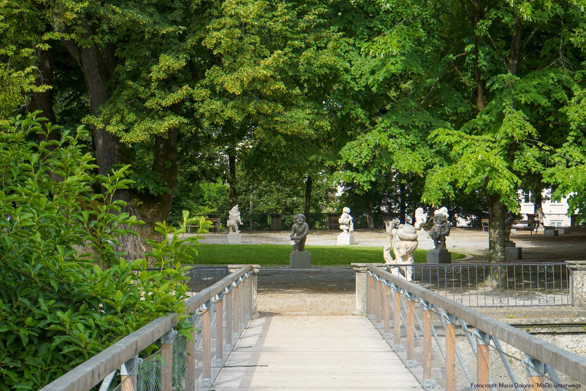 Zwergerlgarten - Mirabellgarten [10 Tage Roadtrip Salzburg]