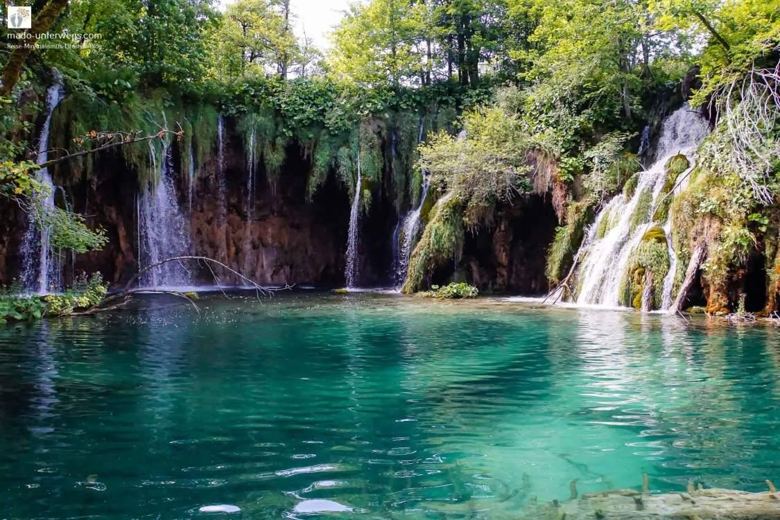 Enthülle die Schönheiten der Plitvicer Seen bei verschiedenen Spaziergängen   Kroatien ohne Auto 2