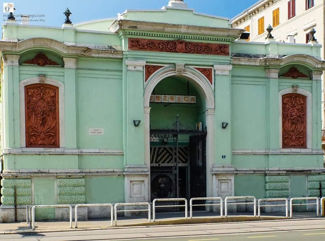 Rijeka, die facettenreiche Hafenstadt an der Kvarner Bucht   Kroatien ohne Auto 1