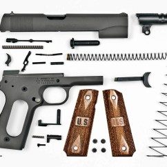 Generic Semi Auto Handgun Parts Diagram 3sgte Celica Wiring Colt 1911 Series 80 Schematic Get Free Image About