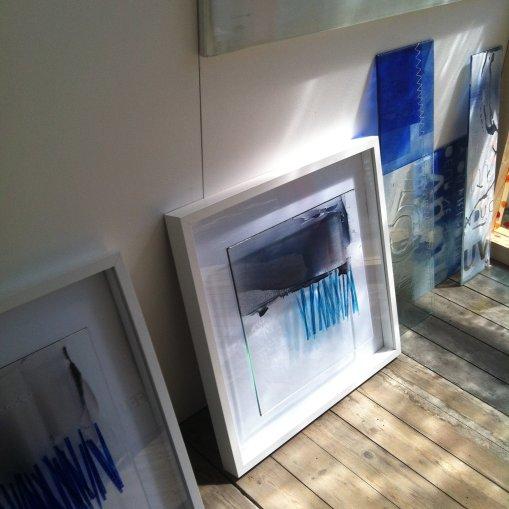 vitrail vitraux verre art maison Ti bretagne breton verrier graphiste