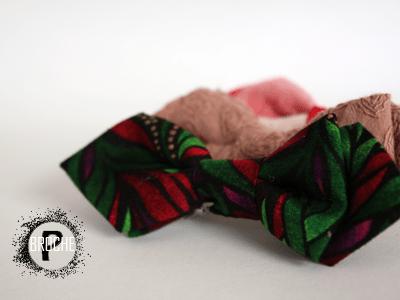 création créateur noeud papillon mariage enfant vintage tissus bijoux broche
