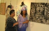 Donna Winfield and Madona Cole-Lacy