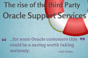 Oracle Support Services madora Consulting