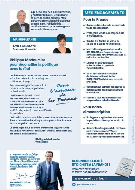 #legislative2017 #circo8702 @PhMadoumier