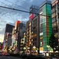 新宿は慣れた都会