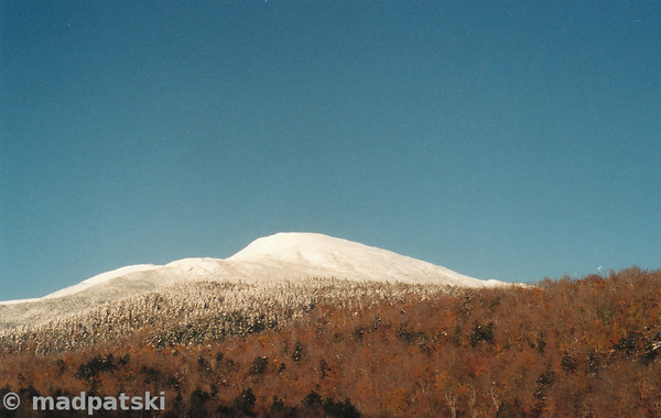 Day 2 / Saturday October 29, 2005: Mount Washington.