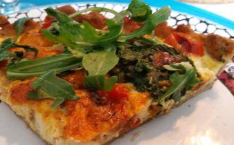 Tærte med tomat, spinat og kuller4