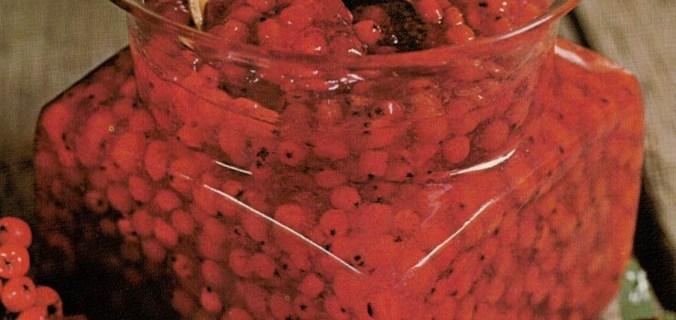 Syltede rønnebær