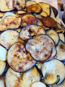 moussaka med aubergine