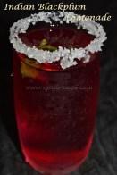 Naaval Palam Juice / Indian Blackplum Lemonade