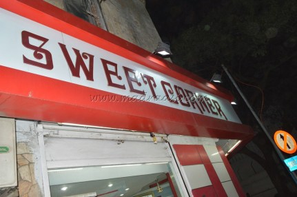 Sweet Corner, Chennai - Review