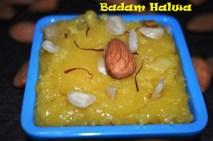 Badam (Almond) Halwa