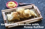 Buttermilk Biscuits with Honey Butter