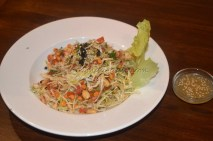 Burmese Tea Salad