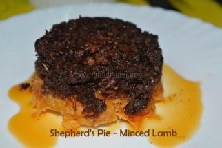 Shepherd's pie - Minced Lamb, shepherd's pie recipe, shepherd's pie image, shepherd's pie picture, shepherd's pie with minced meat, shepherd's pie with minced lamb, Irish shepherd's pie, easy shepherd's pie, simple shepherd's pie, lamb shepherd's pie