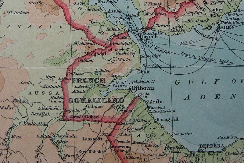 Djibouti-Madras-Courier