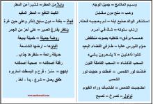 Photo of أثري لغتي العربية : مرادفات و أوصاف مختلفة