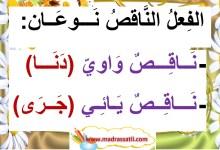 Photo of الفعل الناقص