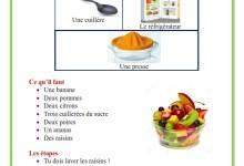 Photo of Recette : une salade de fruits